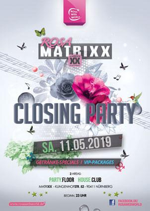 rosa matrixx nürnberg